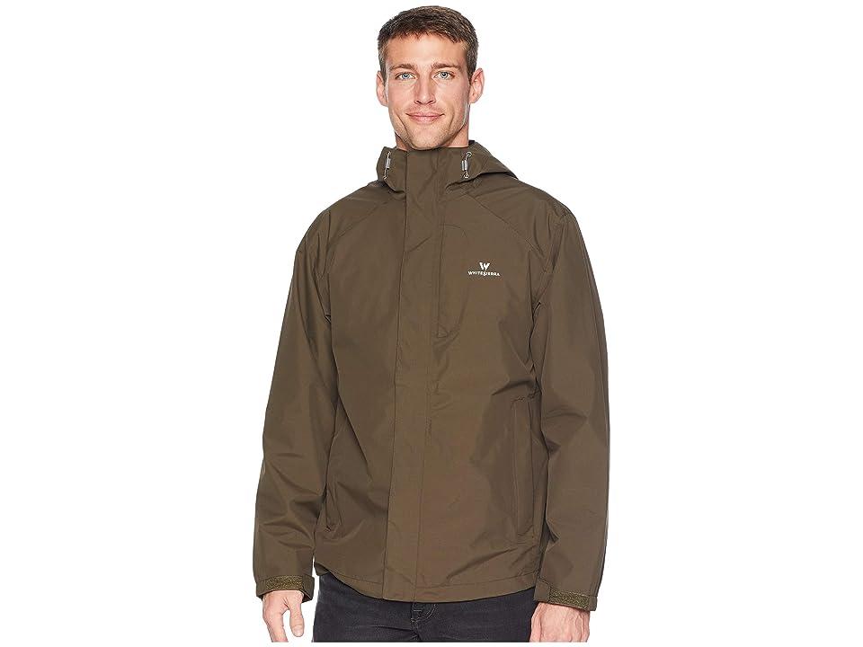 White Sierra Sierra Guide 2.5 Layer Rain Jacket (Dark Sage) Men