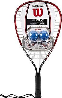 Wilson Racquetball All Gear Set