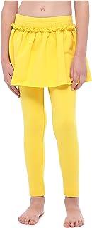 Merry Style Leggings Mallas Largas con Falda Niña MS10-255