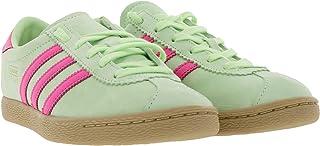 adidas Originals Stadt, Glow Green-Shock Pink-Gold Met-