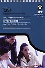 CISI IAD Level 4 Investment Risk and Taxation Syllabus Version 5: Review Exercises