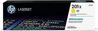 $109 » HP 201X | CF402X | Toner Cartridge | Yellow | High Yield