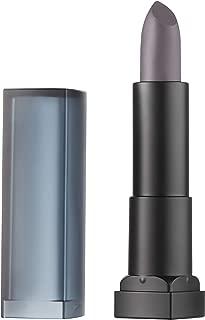 Maybelline New York Color Sensational Powder Matte Lipstick, Concrete Jungle, 0.15 oz, Pack of 1