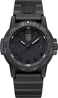 Luminox Mens Analogue Classic Quartz Connected Wrist Watch with PU Strap XS.0321.BO.L