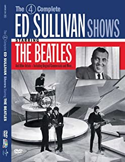The Beatles - The 4 Complete Ed Sullivan Shows