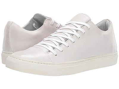John Varvatos Collection Reed Low Top Sneaker (White) Men