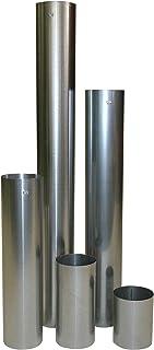 Kamino - Flam – Tubo para chimenea (Ø 120 mm/longitud 150