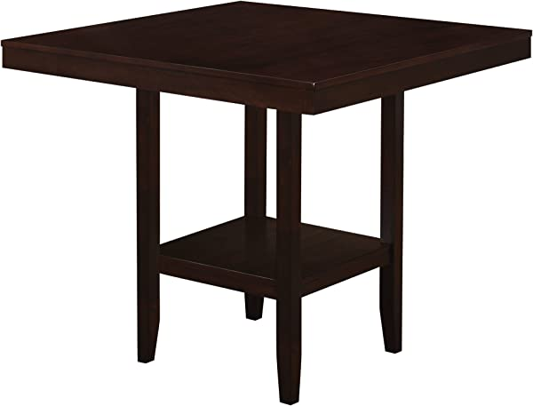 Monarch Dining Table Cappuccino 42 X 42
