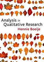 Analysis in Qualitative Research (English Edition)