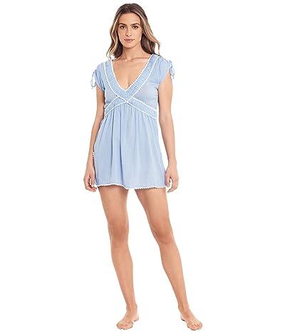 Polo Ralph Lauren Woven Ruffle Dress Cover-Up