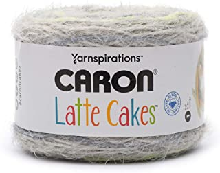Caron Latte Cakes Gray Shock