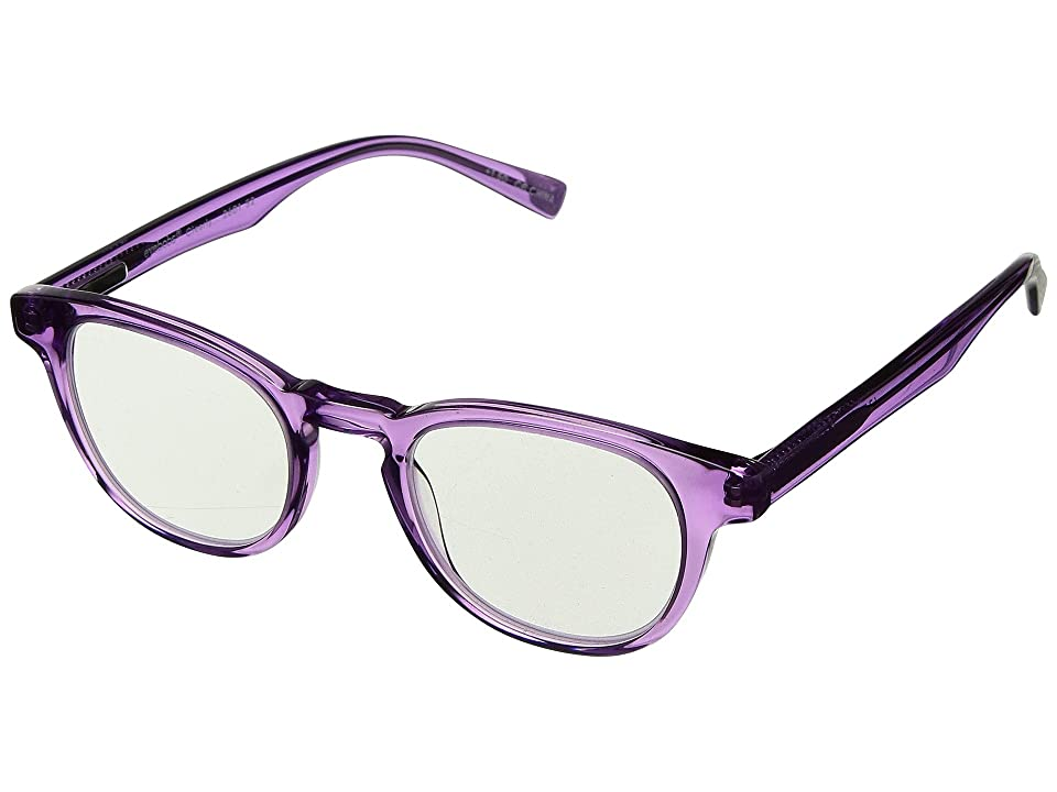 eyebobs Clearly (Purple) Reading Glasses Sunglasses