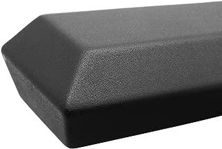 Westin 56-13725 Textured Black HDX Drop Nerf Step Bars, 2 Pack