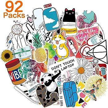 50x sticker adesivo STICKERBOMB IMPERMEABILEBAGAGLI VALIGIA paesi Mondo
