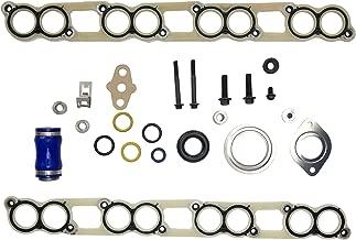 BLACKHORSE-RACING Powerstroke EGR Cooler and Intake Manifold Gasket Kit Fit for Ford 2003-2007 F-250 F-350 F-450 F-550 E-350 Super Duty 6.0L V8 (3C3Z-9433-BJ,3C3Z-9439-AA, 3C3Z-9T514-AG)