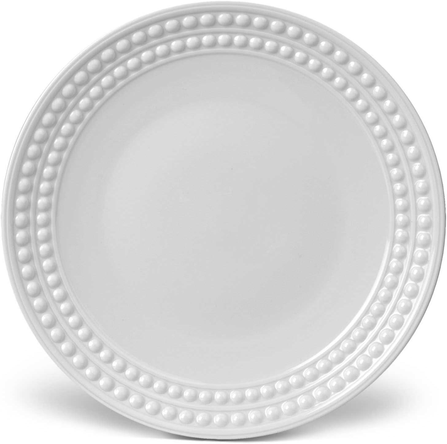 L'Objet Perlee Max 90% OFF service White Dessert Plate 8.5in