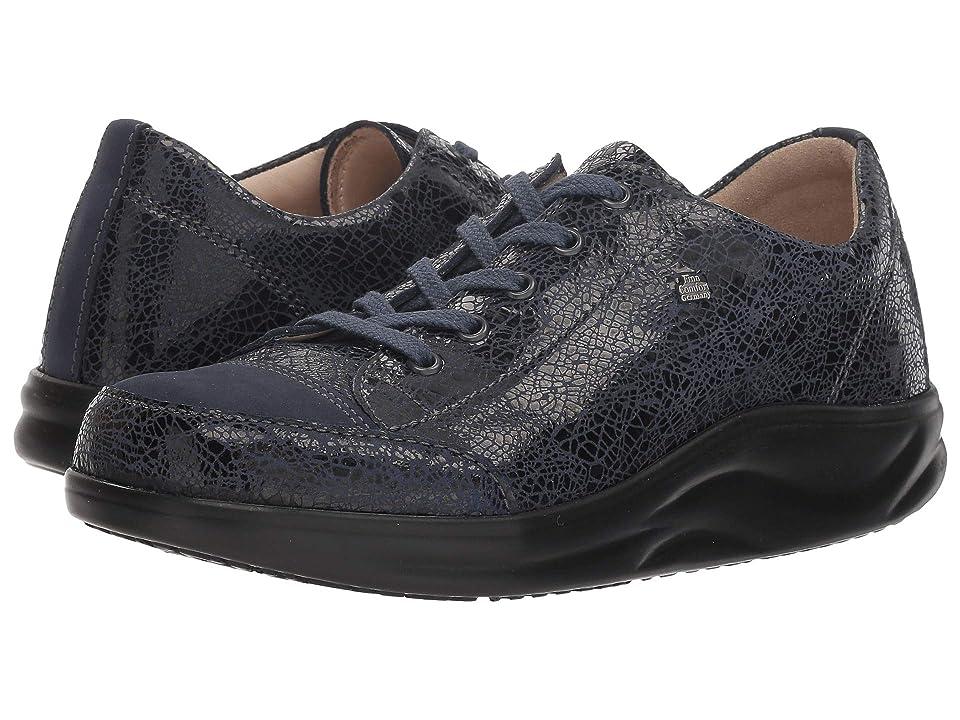Finn Comfort Ikebukuro (Indigo) Women's Lace up casual Shoes