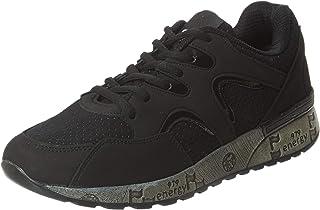 SLAZENGER Kadın Sa28Lk001 500 Sneaker, Siyah