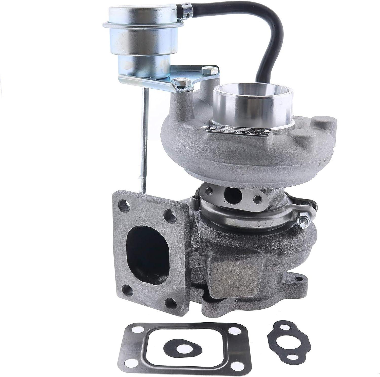 Solarhome Turbo Luxury Turbocharger 1J540-17014 Engine Kubota for V3800 shopping