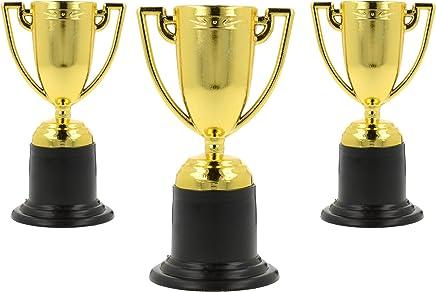 /1/Trofeo Sportivo con Motivo Vaso Ceramica e PLT 33/cm PALLART 7271/ Taglia Unica Argento