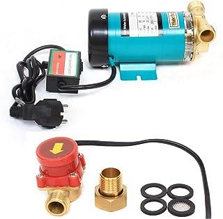 Kaibrite Pompe à eau haute pression - 220 V - Pompe à eau domestique - Pompe à eau chaude pour douche et jardin (90 W 20 L)