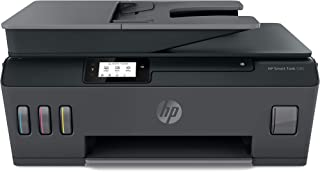 HP Smart Tank 530 Wireless, Print, Copy, Scan, Automated Document Feeder, All In One Printer - Black