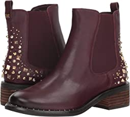 Deep Burgundy Modena Calf Leather