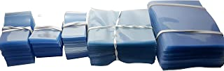 Pack of Assorted Heat Shrink Neck Wrap Band for Boston Round Type Bottles and more Bundle of 1250 (250 of each size)
