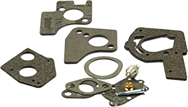 Carburetor Overhaul Kit Replaces Briggs & Stratton 495606 and 494624