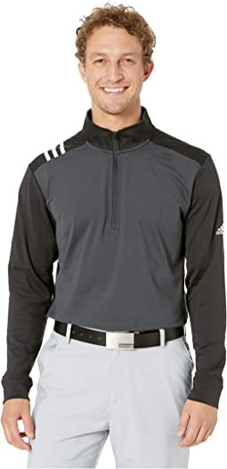 3-Stripes 1/4 Zip