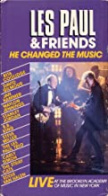 Les Paul & Friends: He Changed The Music: LIVE At The Brooklyn Academy Of Music In New York VHS