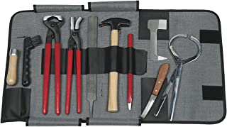Pro Grade Complete Farrier Tool Kit w/ Carrying Case