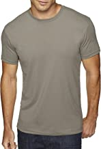 6410 Next Level Men's Premium Fitted Sueded Crewneck T-Shirt