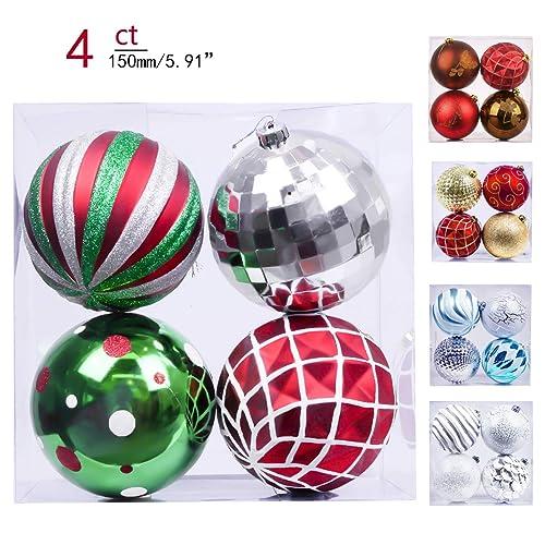 Outdoor Christmas Ornaments Amazon Com