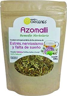 AZOMALLI (VALERIANA) MEZCLA DE PLANTAS PARA INFUSIÓN 100GR