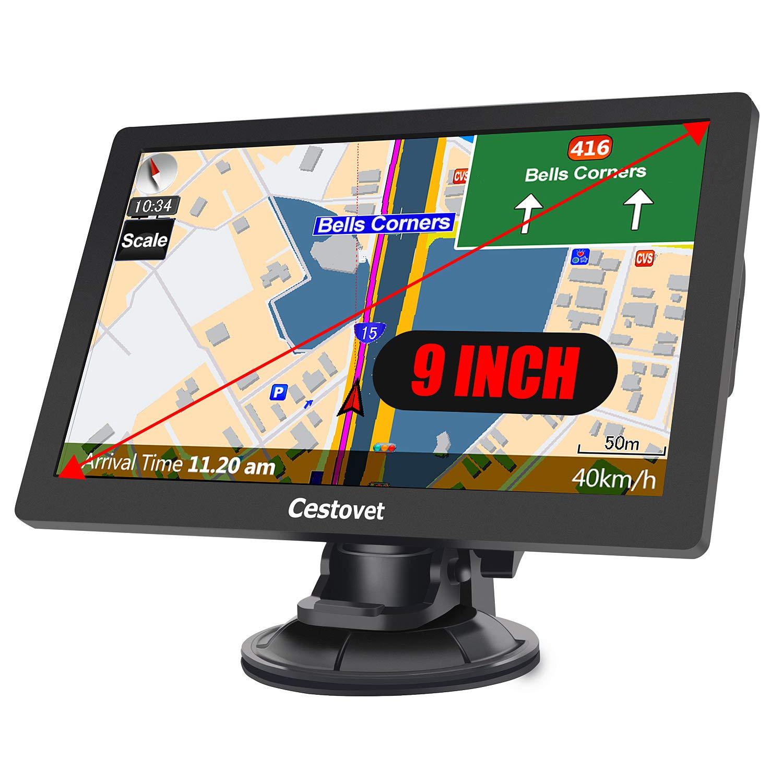 Navigation Touchscreen Trucking Navigator Directions
