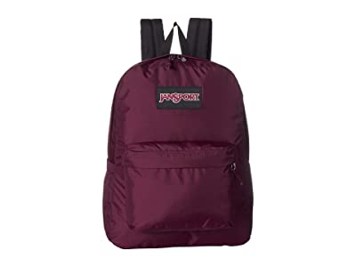 JanSport Ashbury (Dried Fig) Backpack Bags