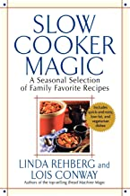 Slow Cooker Magic: A Seasonal Selection of Family Favorite Recipes