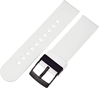b&nd by Hadley Roma with MODE Silicone Watch Strap