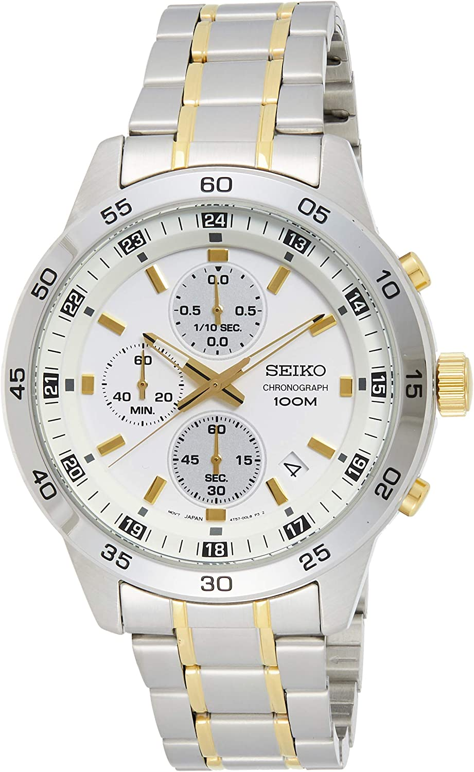 Seiko Chronograph Dial Virginia Beach Mall All stores are sold Watch SKS643P1 Bracelet