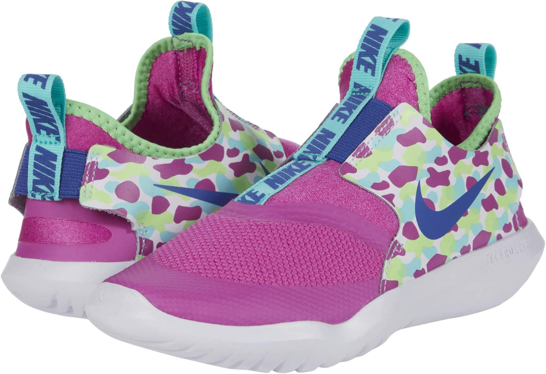 Nike® Kids Flex Runner Round-Toe Sneaker