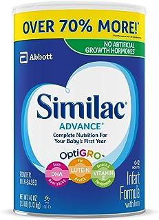 Similac Advance Infant Fomula 40oz