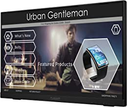 """Planar Helium PCT2235 Touch Screen 22"""" LED LCD Full HD Resolution Monitor with Helium Stand,black (Renewed)"""