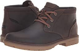 236559b11226 Boston Tan. 480. Rockport. Tough Bucks Waterproof Chukka