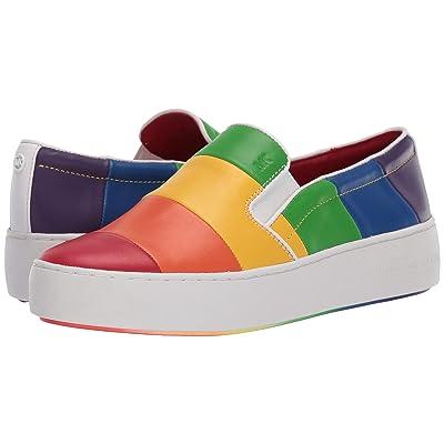 MICHAEL Michael Kors Dylan Slip-On (Rainbow) Women