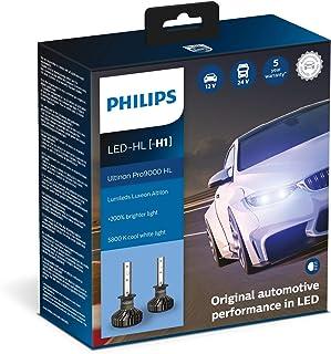 Philips Ultinon Pro9000 LED Auto Koplamp (H1)
