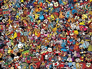 Ceaco Disney Photo Magic Pins Jigsaw Puzzle, 750 Pieces