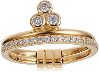 Esprit Play Ring for Women - Gold (16 mm)