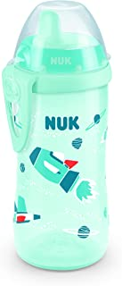 NUK Active Sippy Cup, Blue, 10oz 1pk