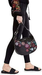 Luxury Fashion   Desigual Womens 19WAXP55BLACK Black Shoulder Bag   Fall Winter 19